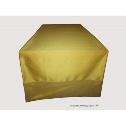 Table runner modern gold...