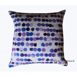 Modern patterned abstract cotton cushion