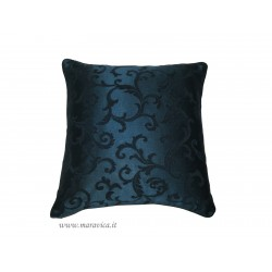 Classic and luxury throw pillow made in Italy