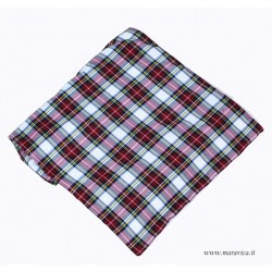 copy of Bed runner  Burberry pattern