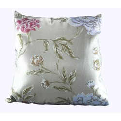 Sofa cushion flower-shaped