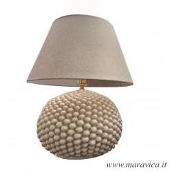 Ceramic lamp sicilian ceramic Caltagirone