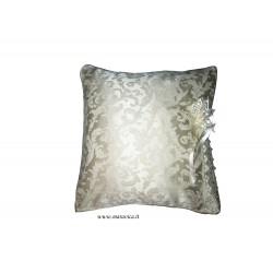 Cushion shabby  chic ivory...