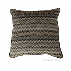 modern cushion geometric handmade made in Italy