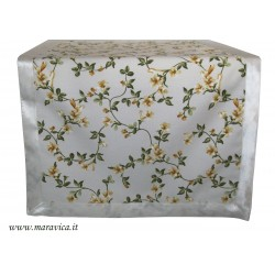 Flower table runner in...