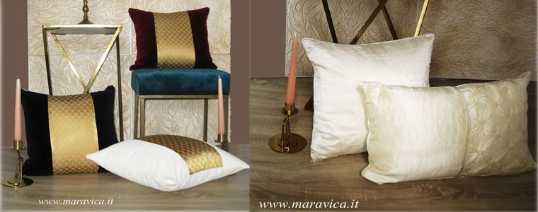 exclusive handmade furniture cushions