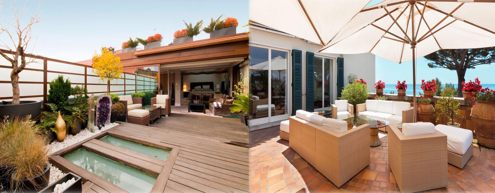 Balcone Lungo E Stretto arredare il terrazzo e il balcone: consigli pratici e tante