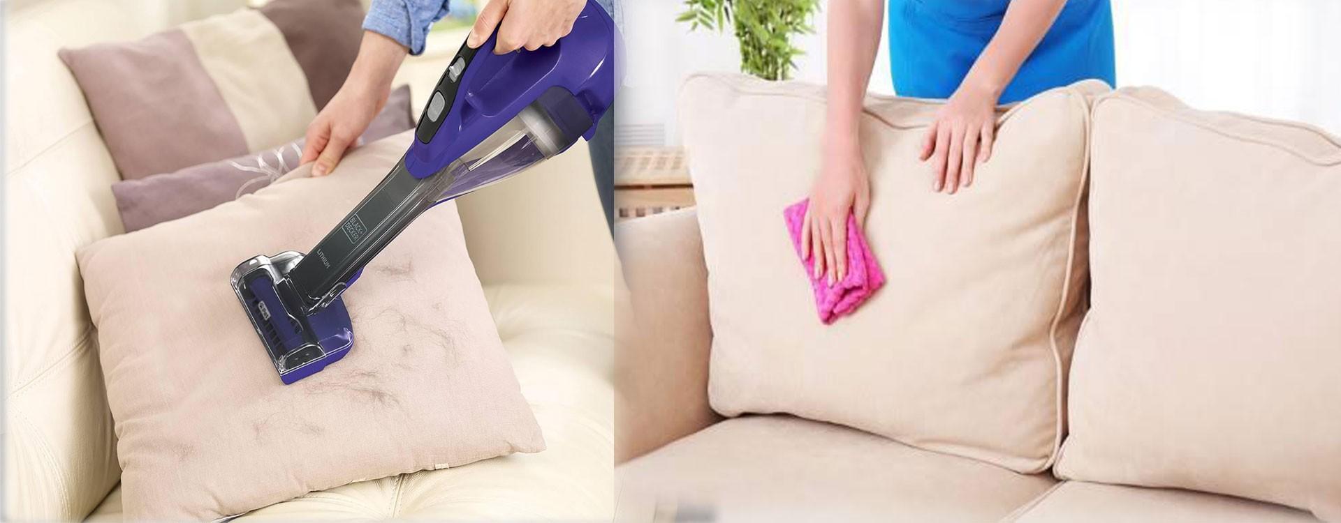 Metodi Facili E Veloci Per Pulire E Igienizzare Tessili E Cuscini Arredo